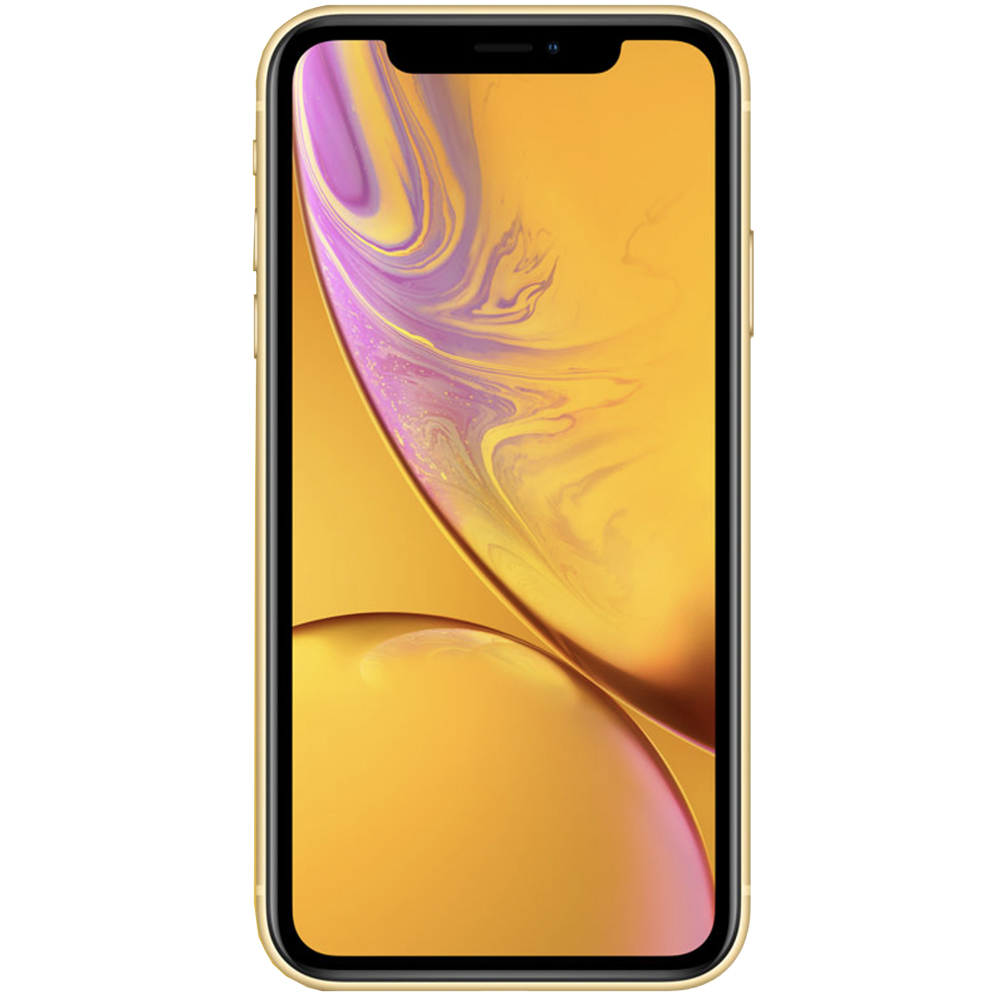 APPLE IPhone XR Galben