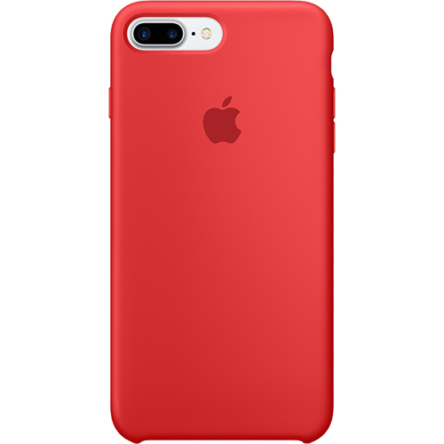 Husa Capac Spate Silicon Apple iPhone 7 Plus, iPhone 8 Plus